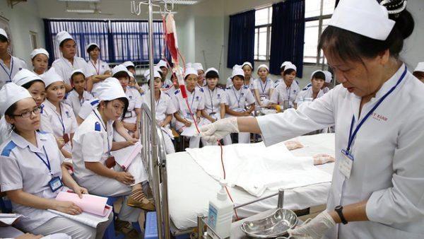 Học liên thông ngành điều dưỡng