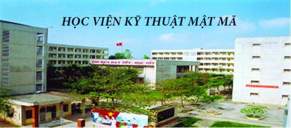 Trường Học viện kỹ thuật mật mã Hà Nội