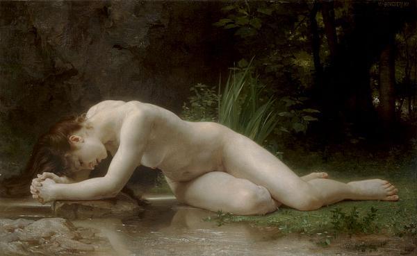Tranh sơn dầu khỏa thân- nét đẹp tinh tế của nghệ thuật phồn thực