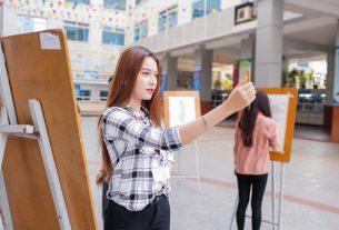 Đề thi vẽ khối V Đại học Kiến trúc như thế nào? Tham khảo các mẫu đề thi vẽ